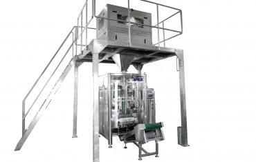 Automatic laundry detergent powder packing machine