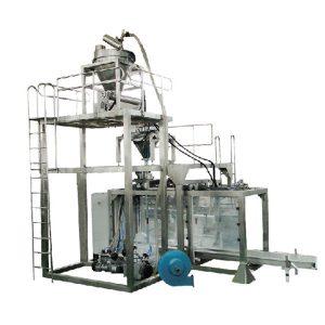 Big Bag Avtomatik Pudra Tartım Dolum Makinası Süt toz ambalaj maşın