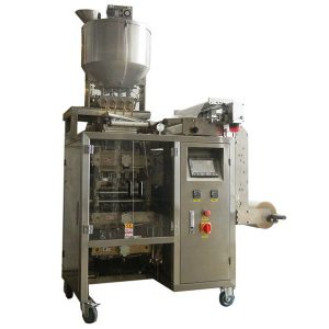 Multi-Lanes Avtomatik Sos Sachet Liquid Packing Machine