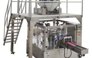 fırlanan avtomatik fermuar çantası toxum qoz-fındıq üçün dolama möhürləyici qablaşdırma maşını