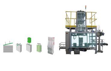 ikincil qablaşdırma çantası polipropilen çanta qablaşdırma maşını