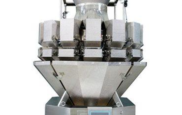 Satış üçün zm14d50 multihead weigher qablaşdırma maşın